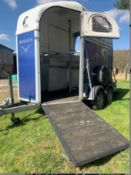 CHEVAL LIBERTIE GOLD F 2009 DOUBLE HORSE TRAILER LOCATION N IRELAND