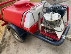 BRENDON TOWABLE DIESEL PRESSURE WASHER LOCATION NORTH YORKSHIRE