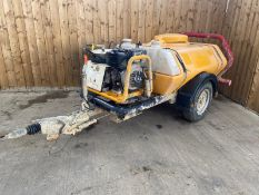 YANMAR TOWABLE DIESEL WASHER LOCATION NORTH YORSHIRE