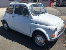 1970 FIAT 500 0.5 BERLINA 2 Door
