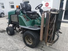Hayter LT324 3 Cylinder Ride On Commercial Mower