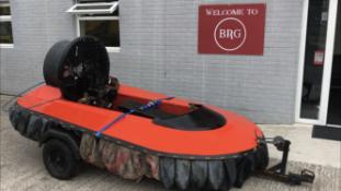 Rotax Hovercraft