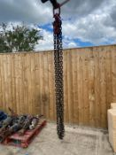 HEAVY DUTY LIFTING CHAINS LOCATION NORTH YORKSHIRE