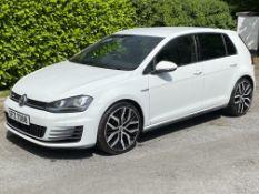2014 Volkswagen Golf 2.0 TDi GTD 181 BHP 5 Door H/Back