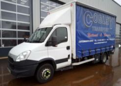 2014 IVECO 70C17 TRUCK LOCATION NORTH YORKSHIRE