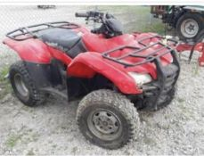 HONDA ATV 420 4X4 QUAD LOCATION N IRELAND