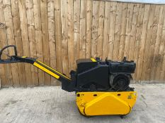 BOMAG DOUBLE DRUM ROLLER LOCATION NORTH YORKSHIRE