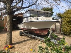 WELLCRAFT 20 Boat Inboard Engine