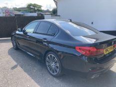 2018 BMW M SPORT DIESEL .LOCATION NORTHERN IRELAND.
