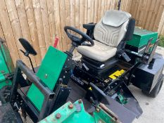 RANSOMES PARKWAY 2250 DIESEL RIDE ON MOWER.LOCATION NORTH YORKSHIRE.