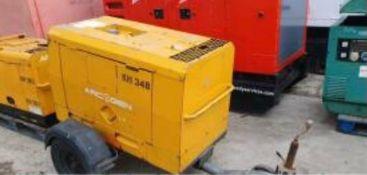 ARC GEN 330 SSD WELDER GENERATOR.LOCATION NORTH YORKSHIRE