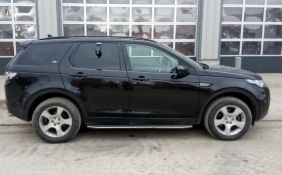 2015 LAND ROVER DISCOVERY SPORT SE TECH TD4.LOCATION NORTHERN IRELAND.