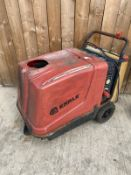 ERHLE DIESEL HOT AND COLD POWER WASHER.LOCATION NORTH YORKSHIRE.