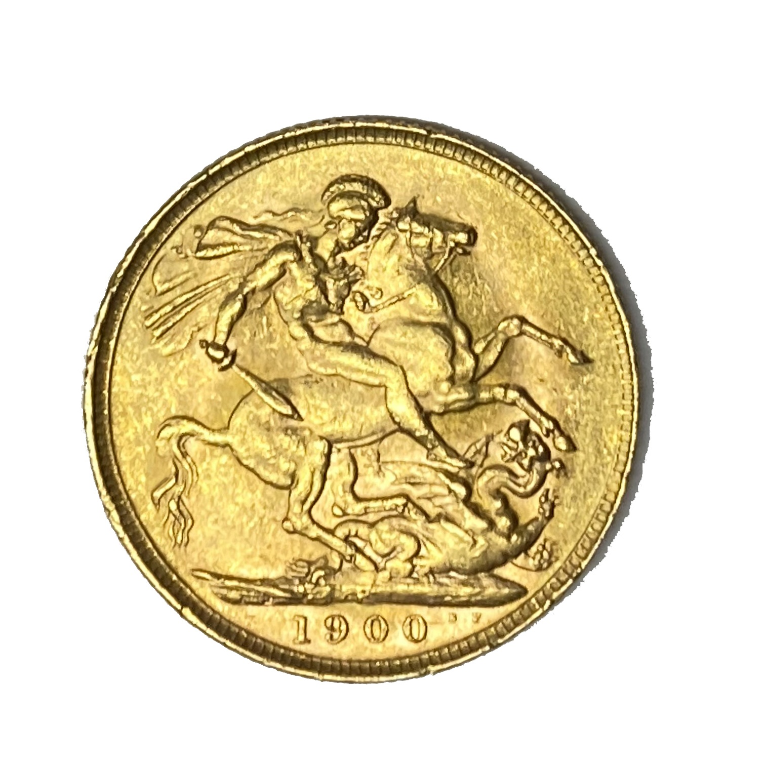 Queen Victoria gold Sovereign coin, Perth mint, 1900 - Image 2 of 2