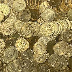 Gold Coins - Timed Online