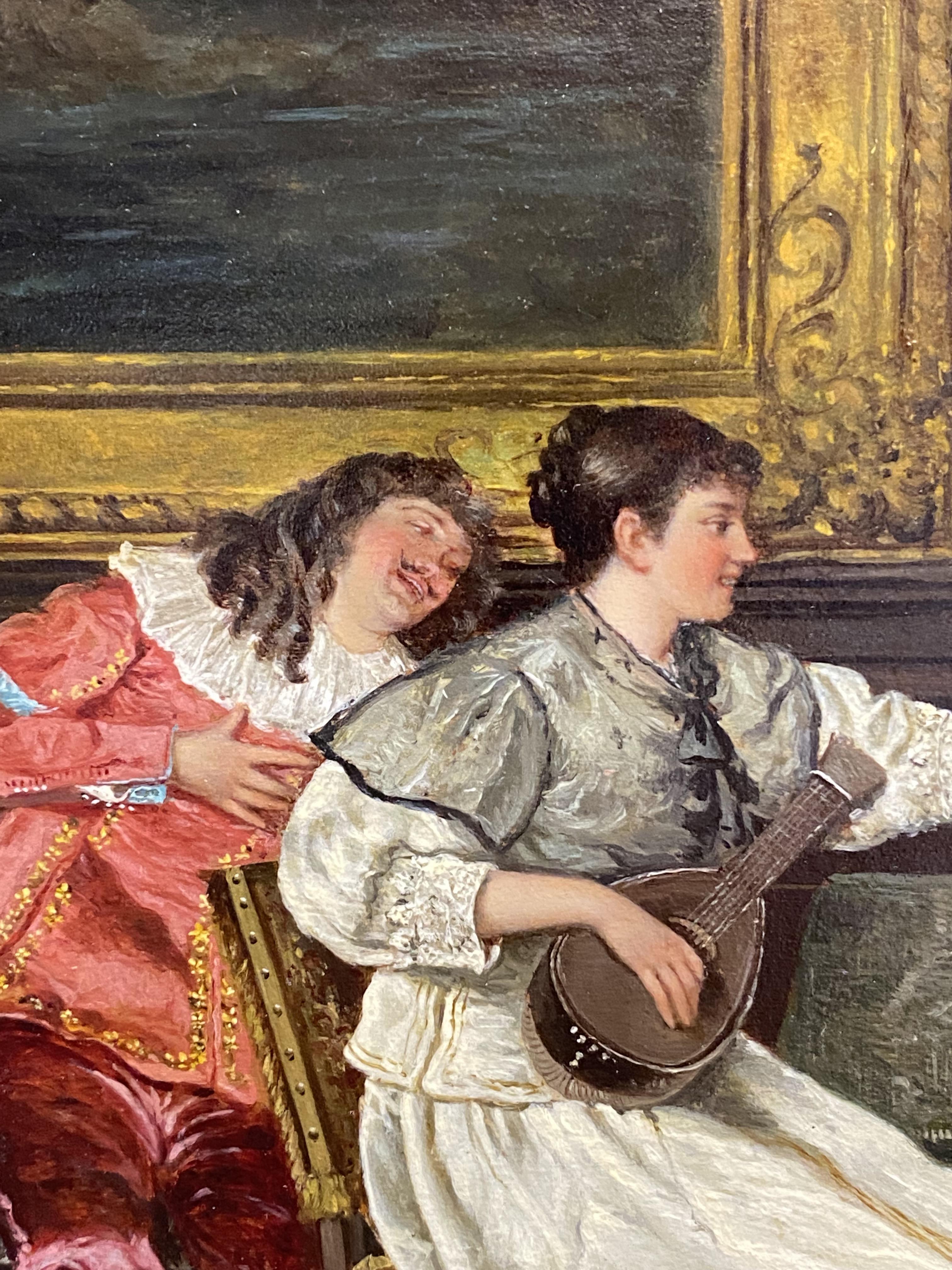 Jacob Emanuel Gaisser, Musical Evening - Image 7 of 10