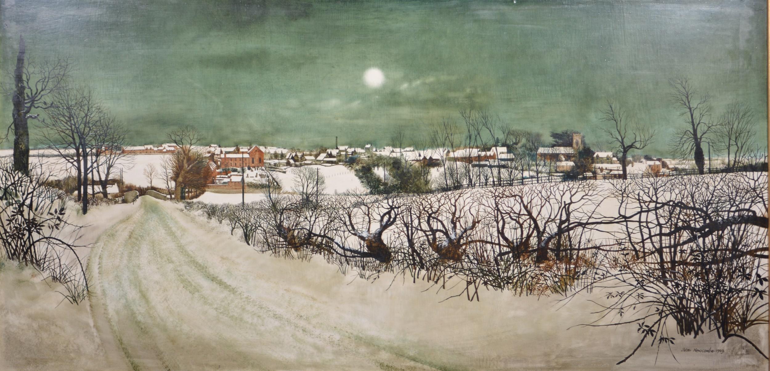Peter Newcombe, Blisworth winter