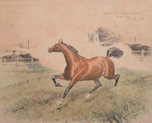 Basil Nightingale, Old Coaching Song