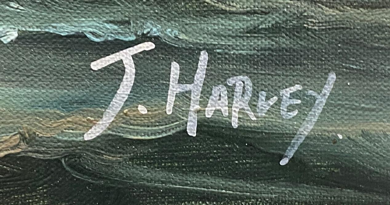 J Harvey, Naval battle - Image 3 of 4