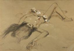Henry Bird, Reclining nude