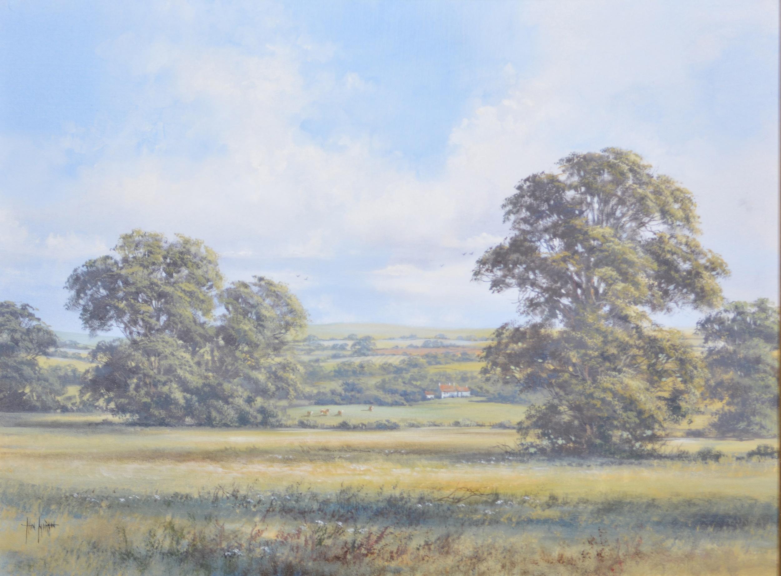 Allan Morgan, Country landscape
