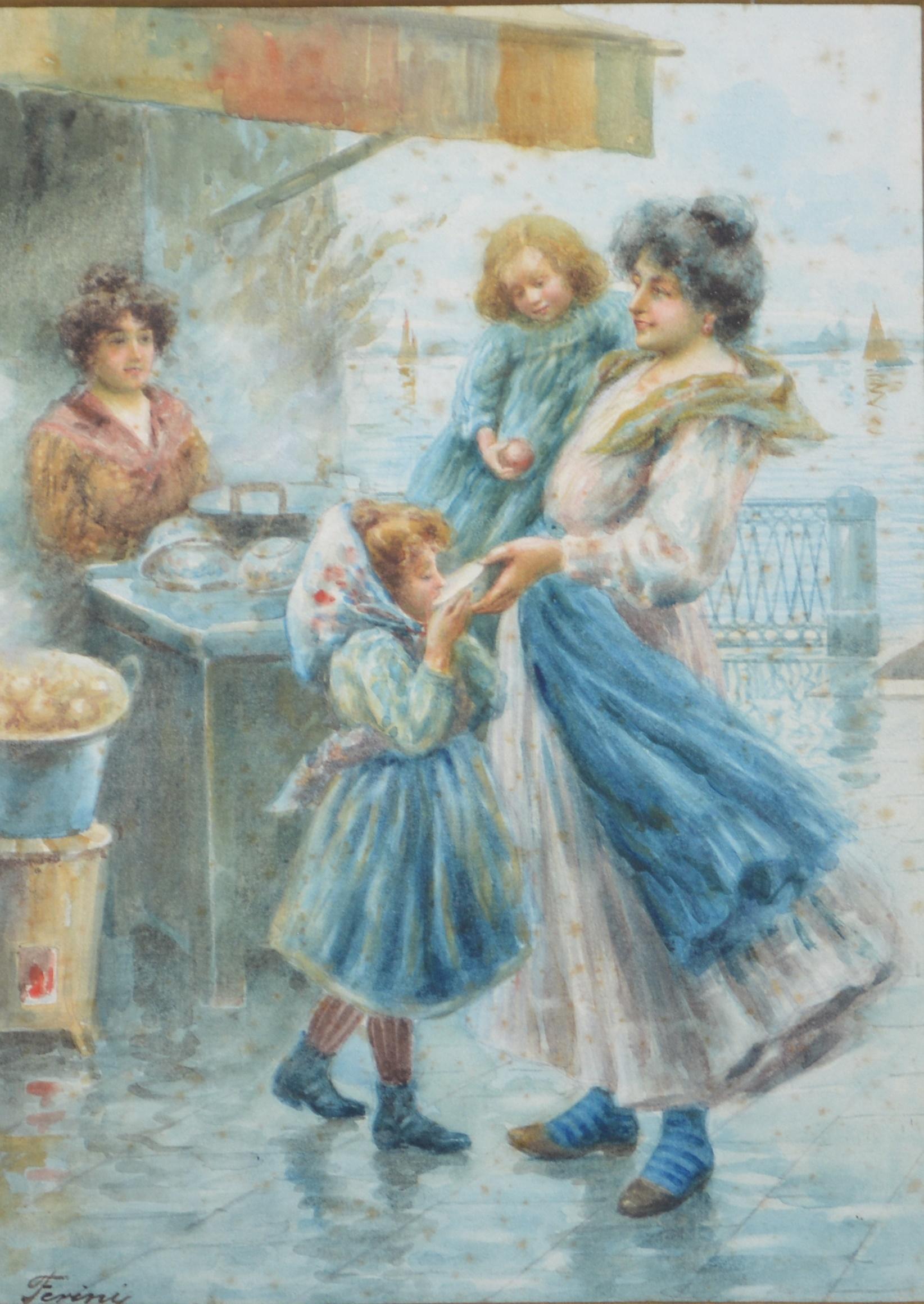 Ferini, Italian family,