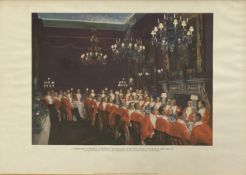 After A R Thomson, A Dinner Given to Col. J G Lowther for the Pytchley Hounds