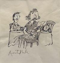 Quentin Blake, Mr & Mrs Jones and Arabel