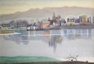 William Miles Johnston, Kirkcudbright Harbour