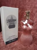 RRP £90 Boxed Full 100Ml Tester Bottle Of Jean Paul Gaultier Classique Eau De Parfum
