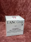 RRP £80 Brand New Boxed And Sealed Lancome Paris Renergie Multi Lift Ultra Anti-Wrinkle Firming Dark