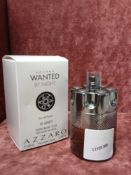 RRP £85 Boxed Full 100Ml Tester Of Azzaro Wanted By Night Eau De Parfum 100Ml