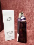 RRP £85 Boxed 90 Ml Tester Bottle Of Mugler Alien Eau De Parfum