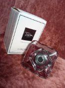 RRP £75 Boxed 100Ml Tester Bottle Of Lancome Paris Tresor L'Eau De Toilette