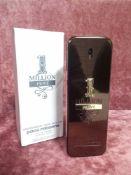 RRP £85 Boxed 100Ml Tester Bottle Of Paco Rabanne 1 Million Prive Eau De Parfum