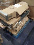 RRP £400 Assorted Flatpack Furniture In Part Lots (Appraisals Available On Request) (Pictures For