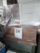 RRP £500. Pallet To Contain A Large Assortment Of Furniture To Include Side Tables, Bedside Tables,