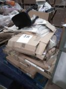 RRP £700 Assorted Flat Pack Furniture In Part Lots (Appraisals Available On Request) (Pictures For