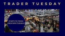 No Reserve - Bulk Lots for Aspiring Traders! 12th January 2021