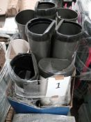 RRP £200 - Pallet To Contain 12 Assorted Bins (Appraisals Available On Request) (Pictures For