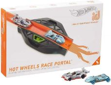 RRP £150 Lot To Contain 3 Boxed Hot Wheels Id Race Portals