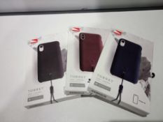 RRP £200 Lot To Contain 10 Brand New Boxed Lander Torrey Phone Cases And Lanyard For Iphone Xs Xs Ma