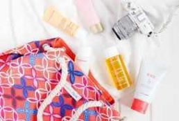 RRP £150 Lot To Contain 3 Clarins X In The Throw Beach Bags