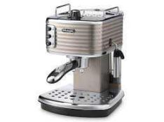 RRP £150 Lot To Contain 2 Unboxed John Lewis Assorted Coffee Machines