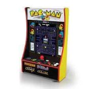 RRP £250 Boxed Arcade 1Up Pac-Man Machine