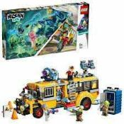 RRP £100 Boxed Lego Hidden Side Bus Edition, Make Your Lego Come Alive With The Online Interactive A