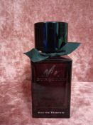 RRP £90 Unboxed 100Ml Tester Bottle Of Mr Burberry Eau De Parfum Ex Display