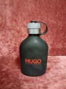 RRP £60 Unboxed 150Ml Tester Bottle Of Hugo Boss Just Different Edt Spray Ex-Display