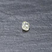 RRP £4,900 Cushion Modified Brilliant Cut 5.00X4.37X3.05Mm, 0.62 Carat Fancy Light Yellow Natural
