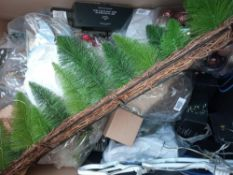 Combined RRP £800 Pallet To Contain A Large Amount Of John Lewis Christmas Decorations
